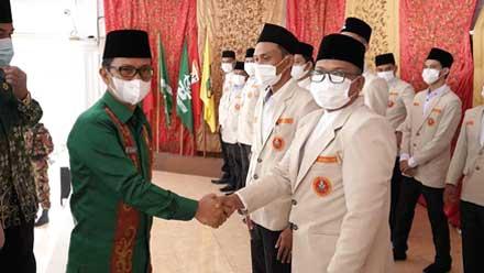Pengurus PD Pemuda Muhammadiyah Kota Padang Dilantik