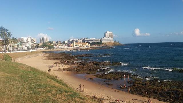 Encontro na  Praia dos Complexados