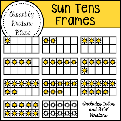 https://www.teacherspayteachers.com/Product/Sun-Tens-Frames-2470952