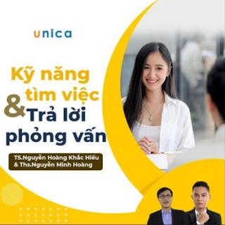 Khóa học PHÁT TRIỂN CÁ NHÂN- Kỹ năng tìm việc và trả lời phỏng vấn thông minh - [UNICA.VN ebook PDF EPUB AWZ3 PRC MOBI