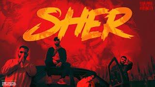 Sher Song Download Now Mp3 - Kr$na Ft. Deep Kalsi,Harjas,Karma Disstrack