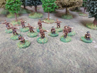 15mm Romanian command