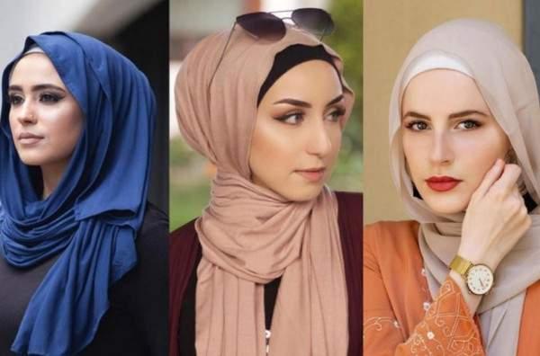 لفات حجاب جميلة