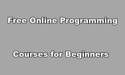 Free Online Programming Courses for Beginners