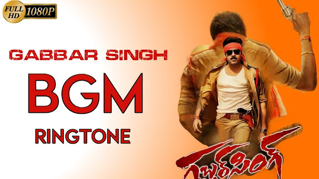 Gabbar Singh | BGM - Ringtone | Background Theme Music - Mp3 Download