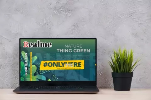Realme Laptop, laptops, Realme India