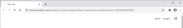 NewVideoSearch (Hijacker)