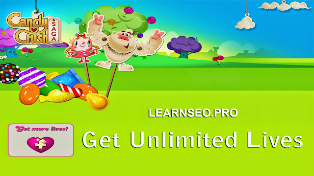 Get Unlimited Lives Candy Crush