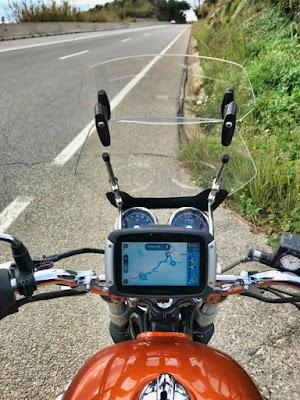 Prototipo de pantalla con deflector Puig