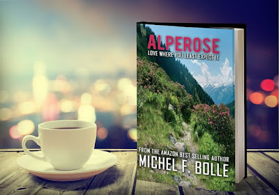 romance book, love story, Michel F. Bolle, adult romance, best romance novel 2019, new european romance novel, cute german romance, love in germany, deutscher Liebesroman