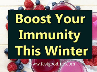 Boost Your Immunity in Winter