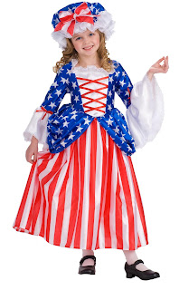 Deluxe Betsy Ross Deluxe Child Costume
