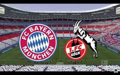 مشاهدة مباراة بايرن ميونيخ وكولن بث مباشر اليوم 21-9-2019 في الدوري الألماني