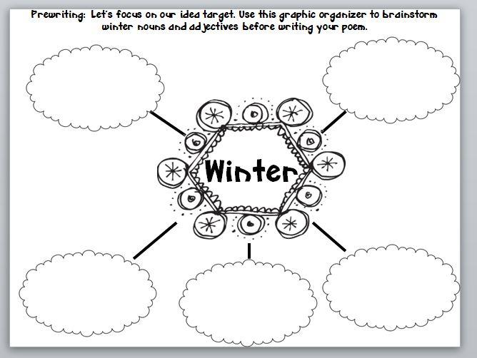 Third Grade Thinkers: Nouns and A Seasonal Pattern Poem