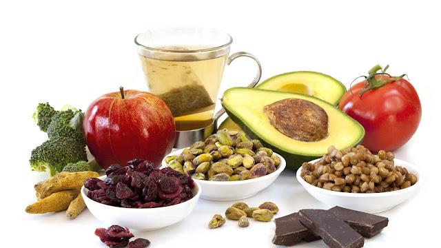 Aliments sains et nutritifs qui combattent le rhume