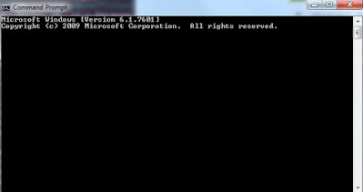 विंडोज एक्सेसरीज | कमांड प्रॉम्प्ट (Command Prompt)