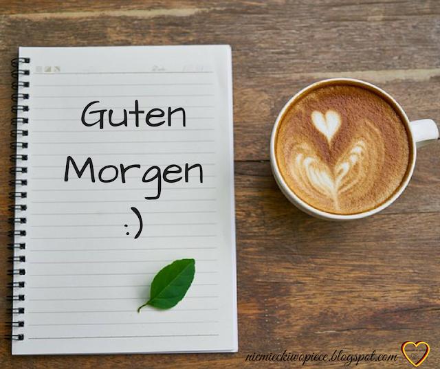 Guten Morgen i inne zwroty grzecznościowe po niemiecku