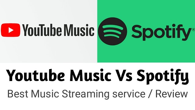 Spotify Vs Youtube Music || Review