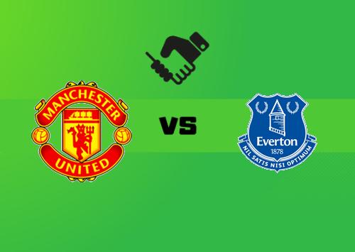 Manchester United vs Everton  Resumen y Partido Completo