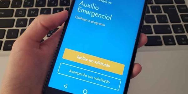 Governo lança app e site para solicitar auxílio emergencial de até R$ 1.200,00