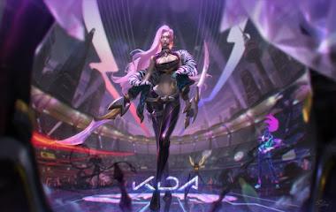 Sau K/DA, Riot Games chuẩn bị tạo ra một nhóm nhạc cực chất nữa tại CKTG