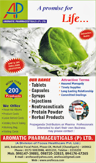 Aromatic Pharmaceuticals Pvt.Ltd.