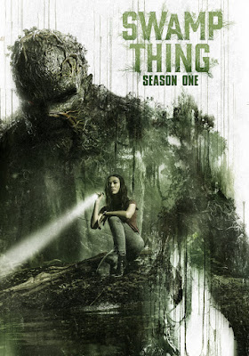 Swamp Thing (TV Series) S01 DVD R1 NTSC Latino 2DVD