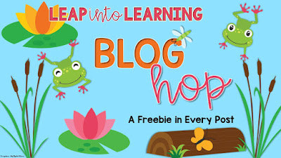 Blog hop for teachers to pick up free resources