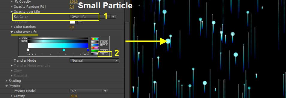 Particle Dot 16