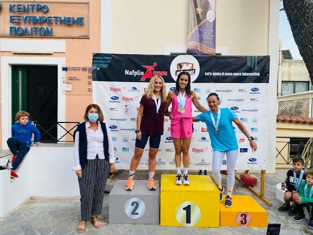Το Τολό υποδέχθηκε μικρούς και μεγάλους αθλητές του Τριάθλου