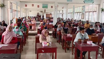 SMK N 1 Gunung Tuleh Bentuk Kepengurusan Komite Baru TP. 2021/ 2022
