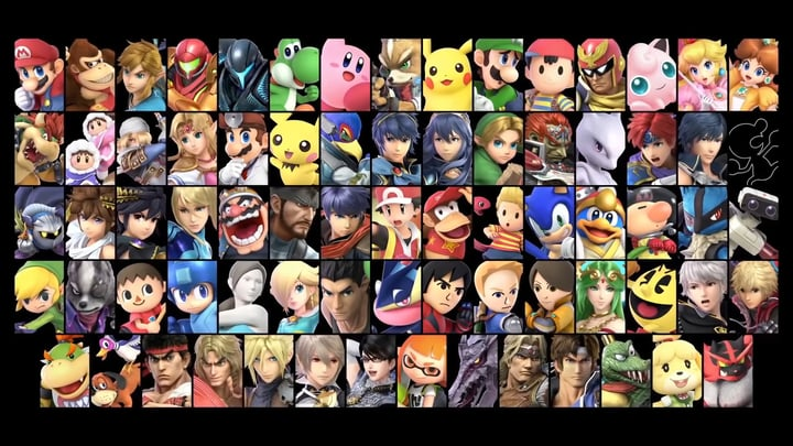 THE FINAL CHARACTER Super Smash Bros. Ultimate