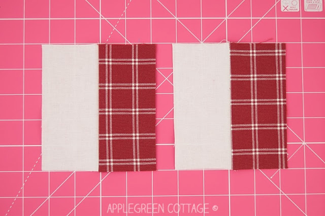 how to sew a quilt block