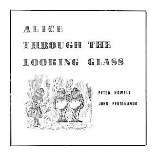 Peter Howell & John Ferdinando - Alice Through the Looking Glass