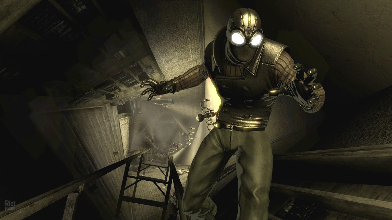 تحميل لعبة spider man shattered dimensions تورنت