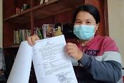 Suami Ditangkap Polisi, Istri Protes Datangi Kantor Polres Bengkayang