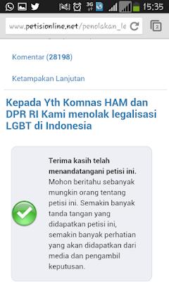 Elgebete; Sebuah penyakit yang mematikan!, LGBT, menolak LGBT, cerita LGBT, LGBT Indonesia, LGBT dilarang di Indonsia, gerakan LGBT, http://kataella.blogspot.com