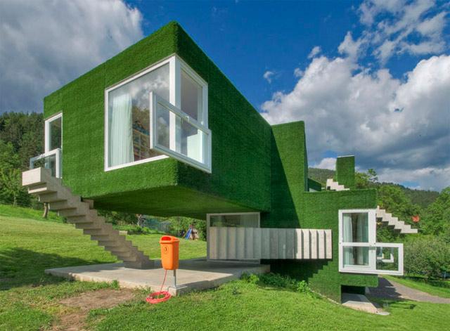 Houses A Unique