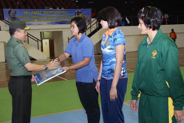 Penutupan Bola Voli Kartini Cup XVII Tahun 2017