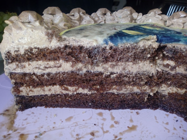 tort czekoladowy tort milky way tort na kakaowym biszkopcie tort z kremem czekoladowym tort urodzinowy tort z traktorem tort dla dziecka