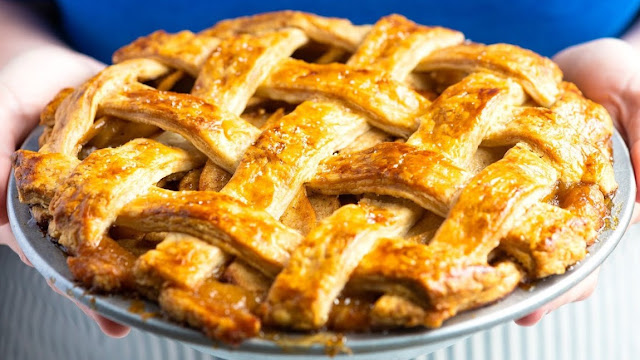 The History of Apple Pie