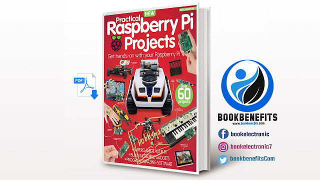 Free Download Practical Raspberry Pi Projects PDF