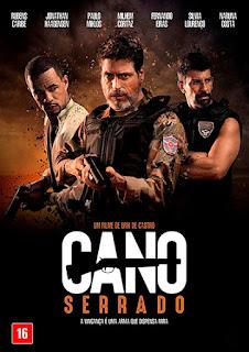 Cano Serrado - HDRip Nacional