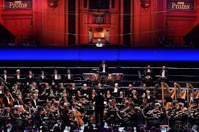 Prom 47: Bruckner Symphony no. 8 - Andris Nelsons, Leipzig Gewandhaus Orchestra (Photo BBC / Chris Christodoulou)