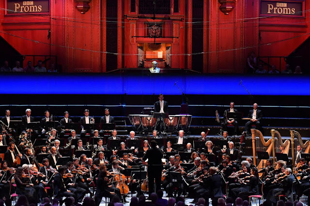 Prom 47: Bruckner Symphony no. 8 - Andris Nelsons, Leipzig Gewandhaus Orchestra (Photo BBC / Chris Christodoulou)