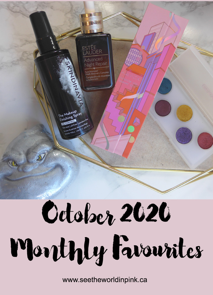 October 2020 - Monthly Favourites!