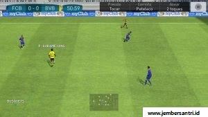 Download PES 2018 MOD APK for Android Pro Evolution Soccer 18 v2.1.1 Update Terbaru 2018 Gratis