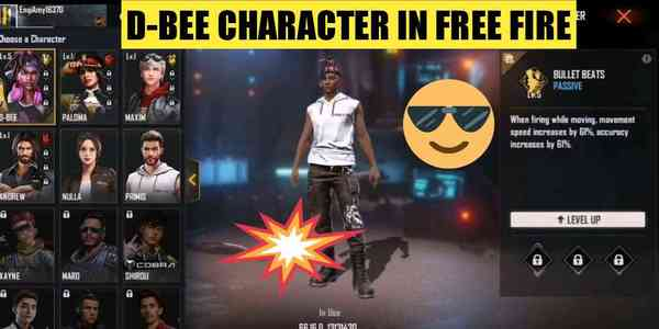 d-bee_character_in_free_fire