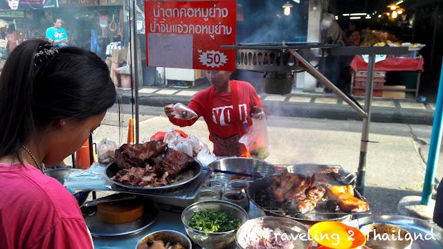 Street-food in Bangkok, Thailand