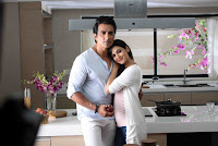 Actor Sonu Sood and Actress Sonal Chauhan Stills at Texmo Pipe Fittings Shooting  0005.jpg